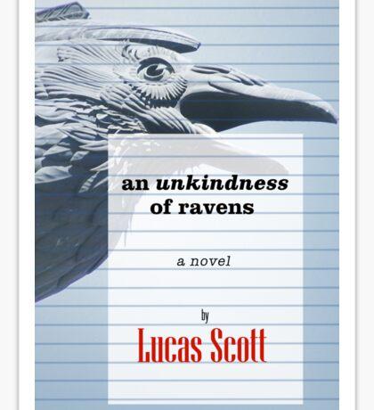 An Unkindness of Ravens Sticker