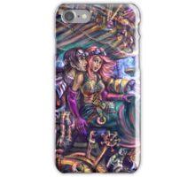 Steampunk Zeppelin iPhone Case/Skin