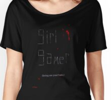 Girl Gamer Women's Relaxed Fit T-Shirt