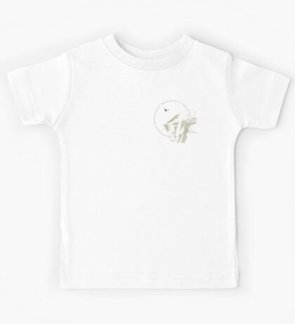 The Boy And His Wetnose Horse I Kids Tee