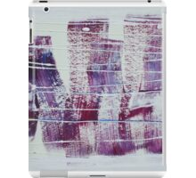 Purple Rain iPad Case/Skin