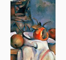 1893 - Paul Cezanne - Ginger Pot with Pomegranate and Pears Unisex T-Shirt