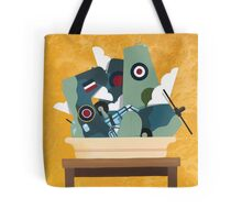 Avanger: Chris Versteeg Tote Bag