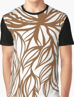 Floral illustration Graphic T-Shirt