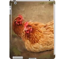 Ruler of the Roost iPad Case/Skin