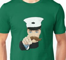 Your Country Needs You! Unisex T-Shirt