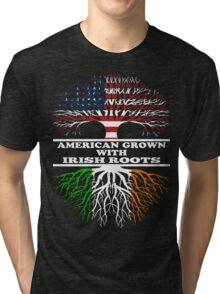 American Irish Tri-blend T-Shirt