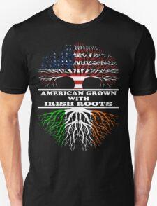 American Irish Unisex T-Shirt
