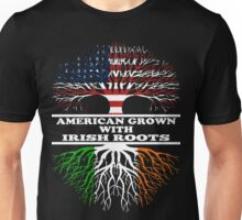 American Irish Unisex T-Shirt