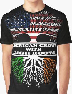 American Irish Graphic T-Shirt