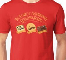 The League of Extraordinary Gentleman Biscuits Unisex T-Shirt