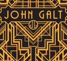 John Galt Sticker