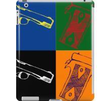 Pop art guns iPad Case/Skin