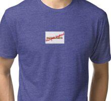 Blackpool England Tri-blend T-Shirt