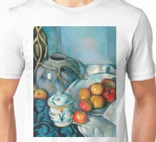 1893 - Paul Cezanne - Still Life with Apples Unisex T-Shirt