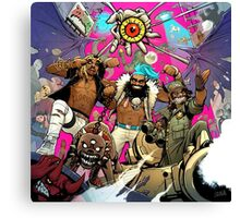 flatbush zombies 2016 Canvas Print