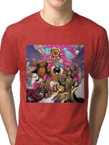 flatbush zombies 2016 Tri-blend T-Shirt