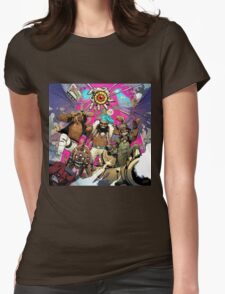 flatbush zombies 2016 Womens Fitted T-Shirt