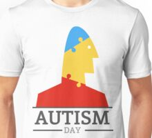 Autism day Unisex T-Shirt