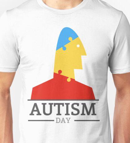 Autism day Unisex T-Shirt