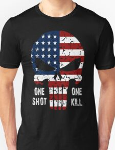 One Shot One Kill Unisex T-Shirt