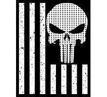 american sniper flag Photographic Print