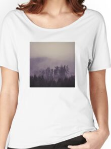 Mystic Trees Women's Relaxed Fit T-Shirt