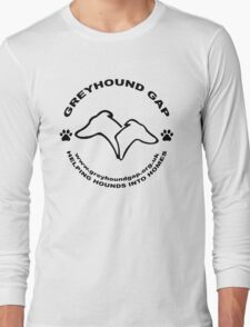 Helping Hounds into Homes Long Sleeve T-Shirt