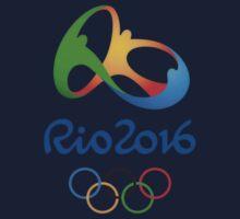Rio 2016 Olympics One Piece - Long Sleeve