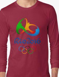 Rio 2016 Olympics Long Sleeve T-Shirt