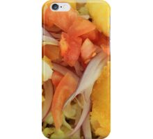 Ecuadorian Vegetables and Potatoes iPhone Case/Skin
