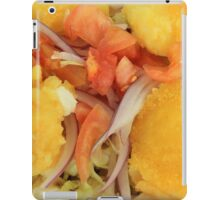 Ecuadorian Vegetables and Potatoes iPad Case/Skin