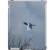 Flying Egret iPad Case/Skin
