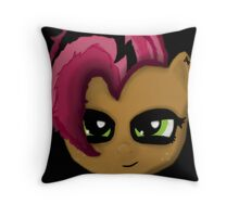 Emo Babs Seed Throw Pillow