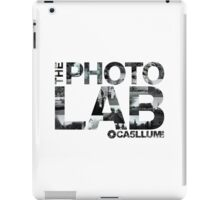 Photo Lab Collage Logo iPad Case/Skin