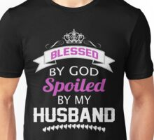 Spoiled By Husband Unisex T-Shirt