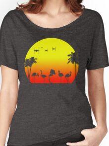 Star Wars Tropical SunsAT-ST Women's Relaxed Fit T-Shirt
