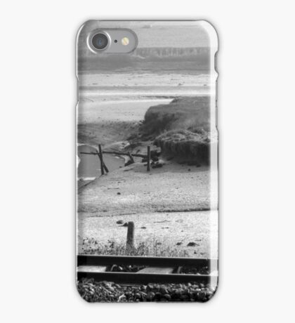 A view of Axe estuary iPhone Case/Skin