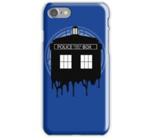 Time drip iPhone Case/Skin