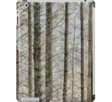 Wintry forest iPad Case/Skin