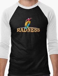 radness Men's Baseball ¾ T-Shirt