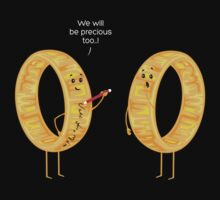 We will be precious too...! Baby Tee