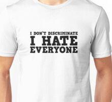 Funny Ironic Hate Free Speech Politics Humour Unisex T-Shirt