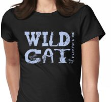 wildcat Womens Fitted T-Shirt