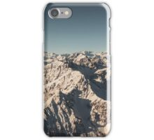 Lord Snow - Landscape Photography iPhone Case/Skin