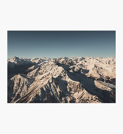 Lord Snow - Landscape Photography Photographic Print