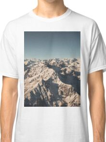 Lord Snow - Landscape Photography Classic T-Shirt