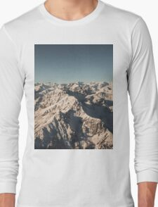 Lord Snow - Landscape Photography Long Sleeve T-Shirt