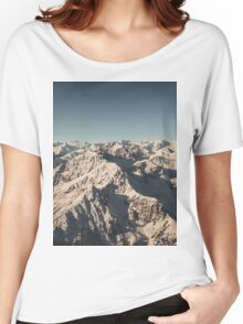 Lord Snow - Landscape Photography Women's Relaxed Fit T-Shirt