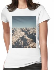 Lord Snow - Landscape Photography Womens Fitted T-Shirt